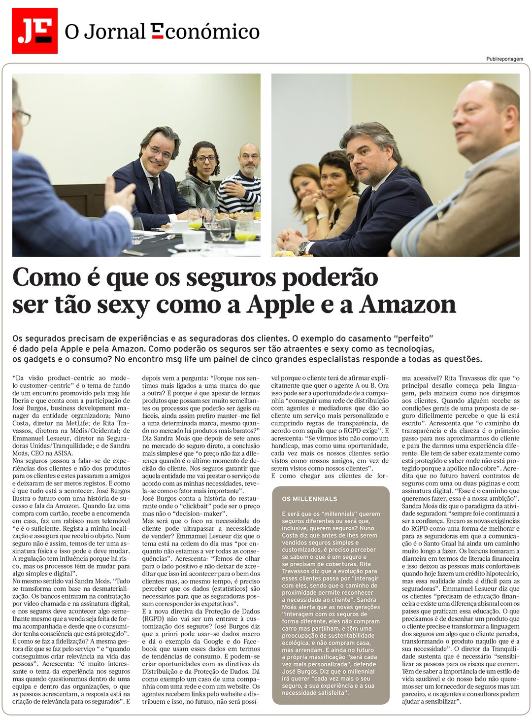20180406 Jornal Economico - Edição Impressa